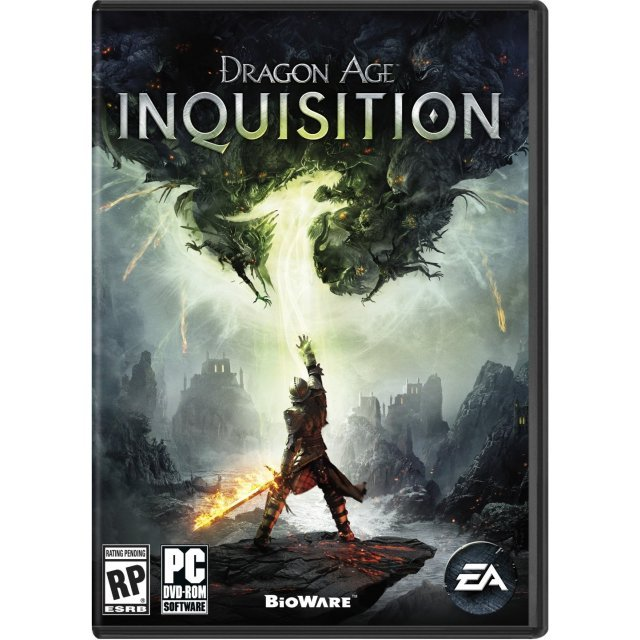 Dragon Age: Inquisition + Flames of the Inquisition Weapons Arsenal (Origin)