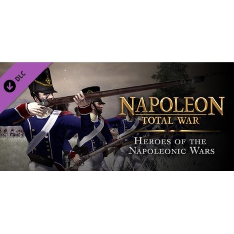 Napoleon: Total War Heroes of the Napoleonic Wars [DLC] (Steam)