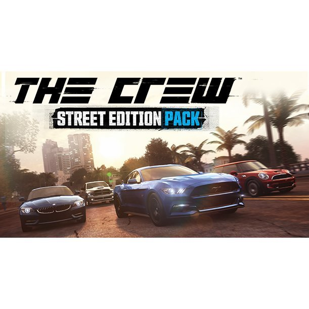 The Crew: Street Performance Edition