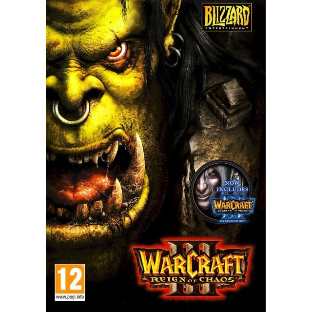 Warcraft 3 (Gold Edition) battle net digital