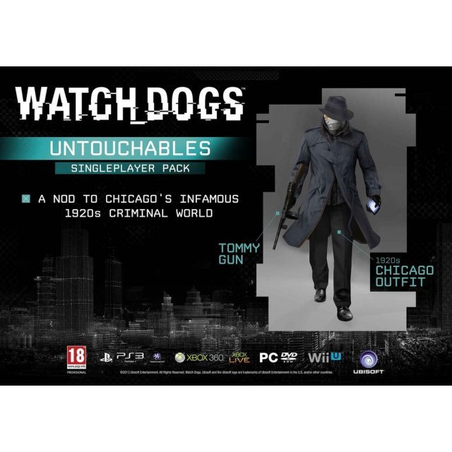 Watch Dogs: The Untouchables Pack [DLC]