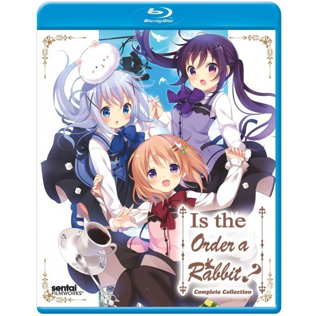Is The Order A Rabbit?: Season 1 Complete Collection