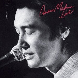 Andree Marlrau Live [SHM-CD Limited Edition Mini LP]
