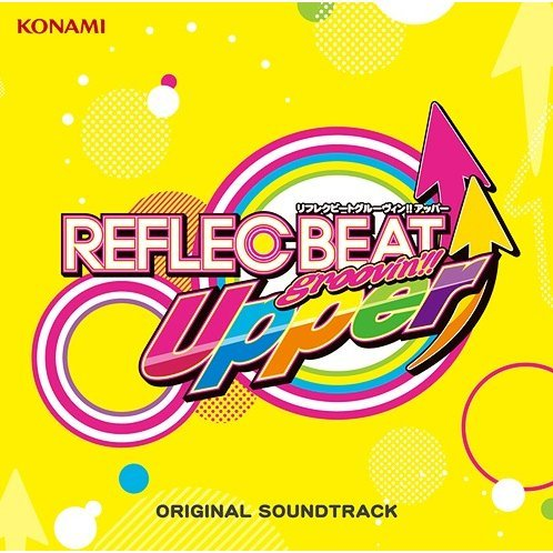 Reflec Beat Groovin' Upper Original Soundtrack