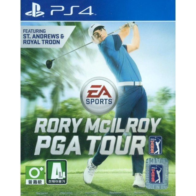 Rory McIlroy PGA Tour (English)
