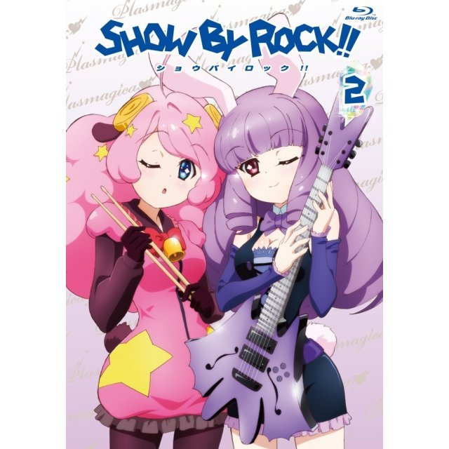 Show By Rock Vol.2 [Blu-ray+CD]