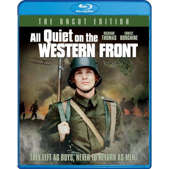 All Quiet On The Western Front (The Uncut Edition)