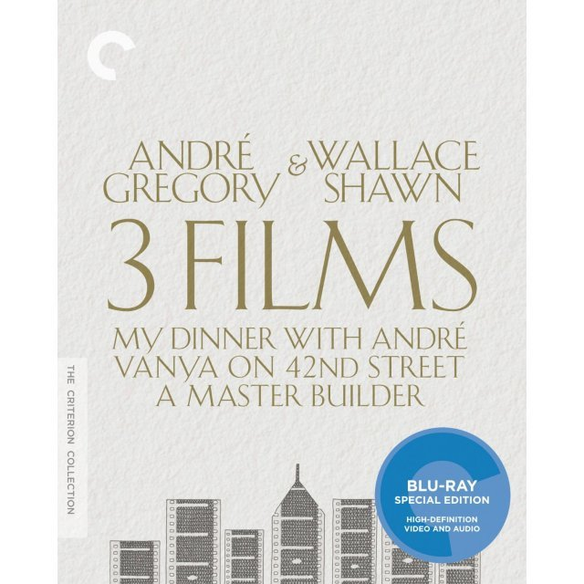 André Gregory & Wallace Shawn: 3 Films