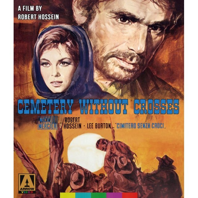 Cemetery Without Crosses [Blu-ray+DVD]