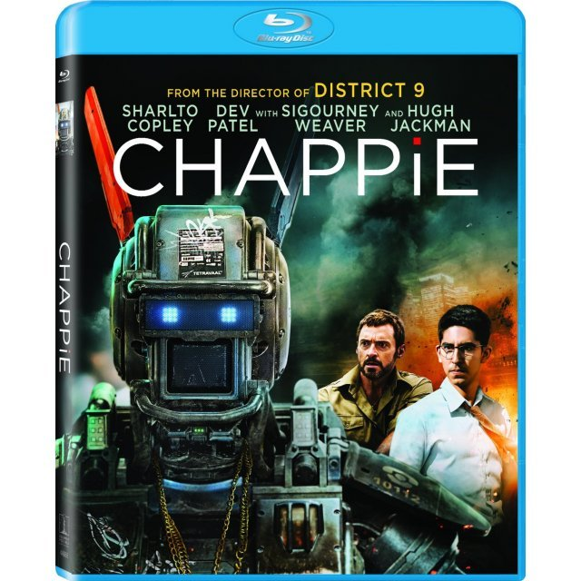 Chappie [Blu-ray+UltraViolet]
