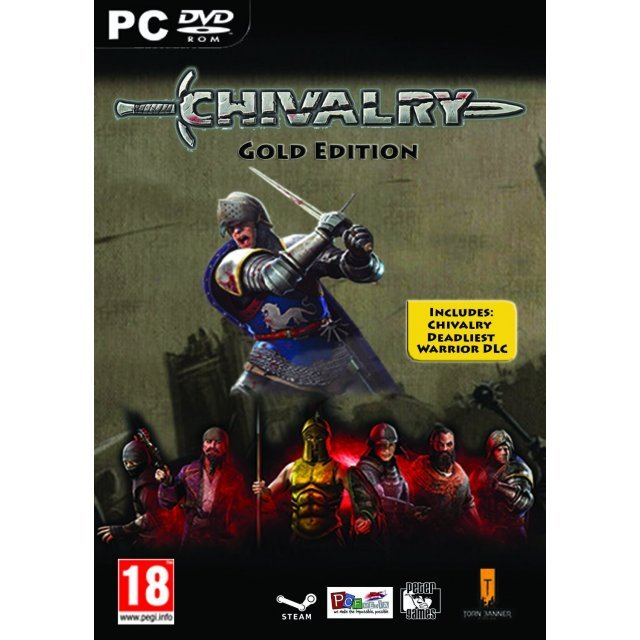 Chivalry: Gold Edition (DVD-ROM)