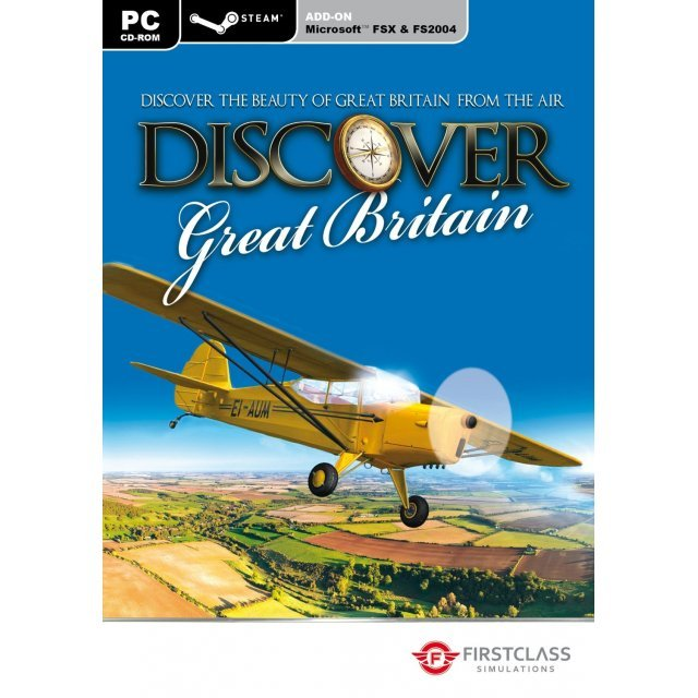 Discover Great Britain (DVD-ROM)