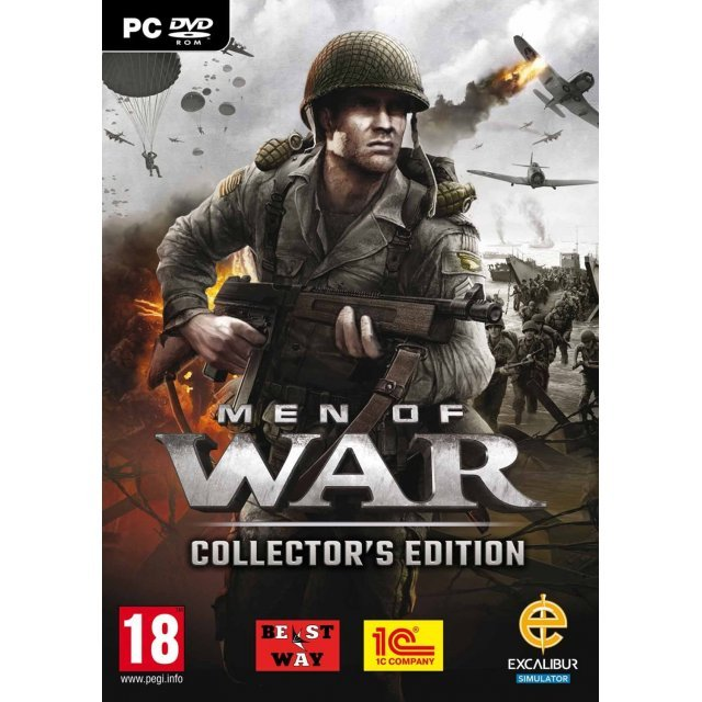 Men of War: Collector's Edition (DVD-ROM)