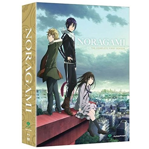 Noragami: The Complete First Season [Limited Edition]