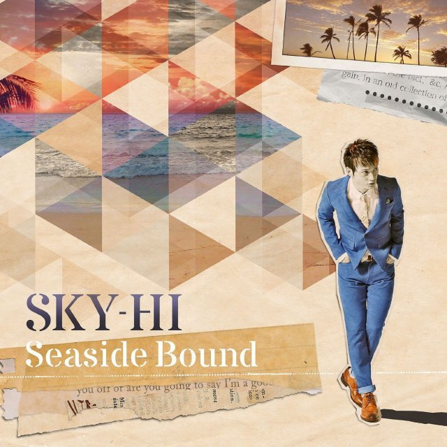 Seaside Bound [CD+DVD Type A]