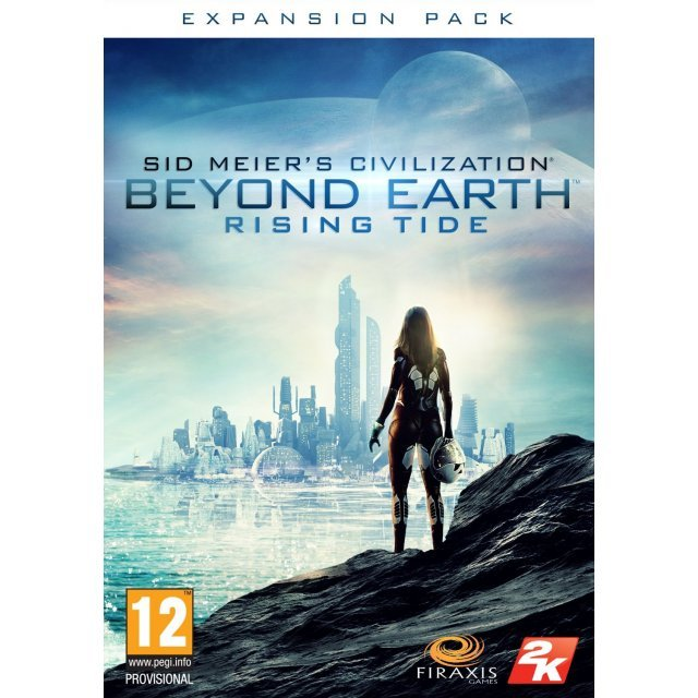 Sid Meier's Civilization: Beyond Earth - Rising Tide (DVD-ROM)