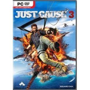 Just Cause 3 (DVD-ROM) (English)