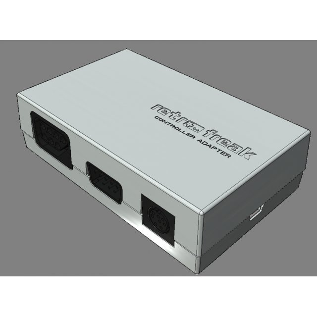 Retro Freak Controller Adapter