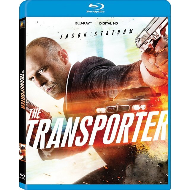 Transporter [Blu-ray+Digital Copy]