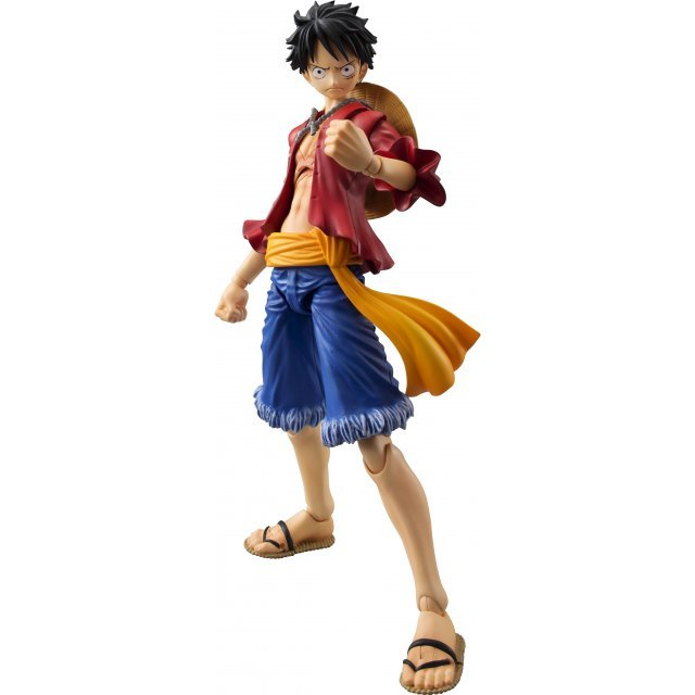 Variable Action Heroes One Piece: Monkey D Luffy (Re-run)
