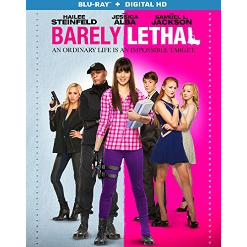 Barely Lethal [Blu-ray+Digital HD]