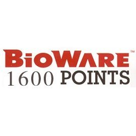 Bioware 1600 Points (Origin)