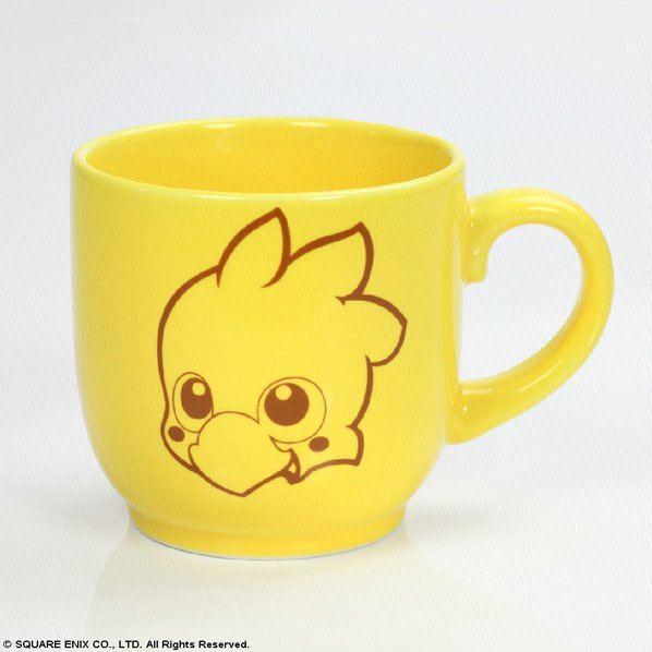 Fantasy Run Final Final Mug CupChocobore 80knwOXNP