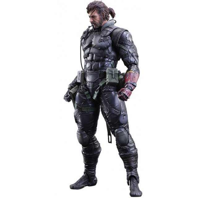 Metal Gear Solid V The Phantom Pain Play Arts Kai: Venom Snake Sneaking Suit Ver.