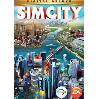 SimCity Digital Deluxe Upgrade Pack (Origin)