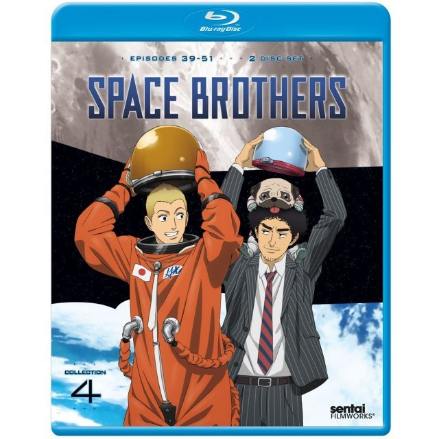 Space Brothers: Collection 4