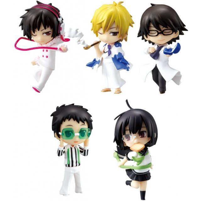 Toys Works Collection 2.5 Durarara!!x2 Vol.2 (Set of 6 pieces)