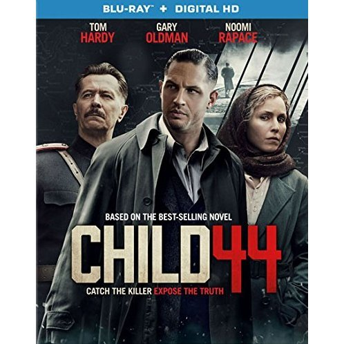 Child 44 [Blu-ray+Digital Copy]