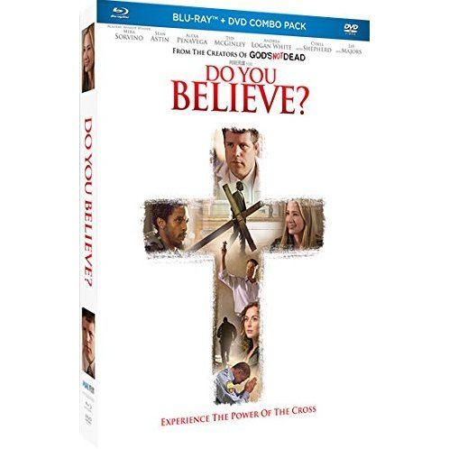 Do You Believe? [Blu-ray+DVD]