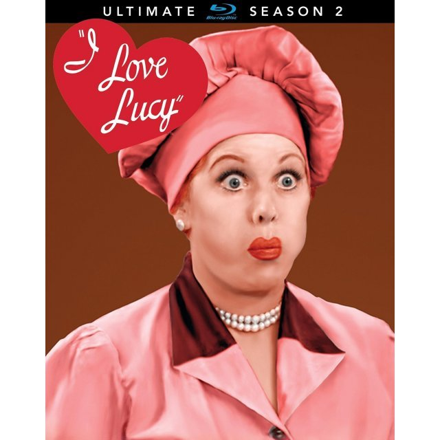 I Love Lucy: Ultimate Season 2 [Blu-ray+DVD]