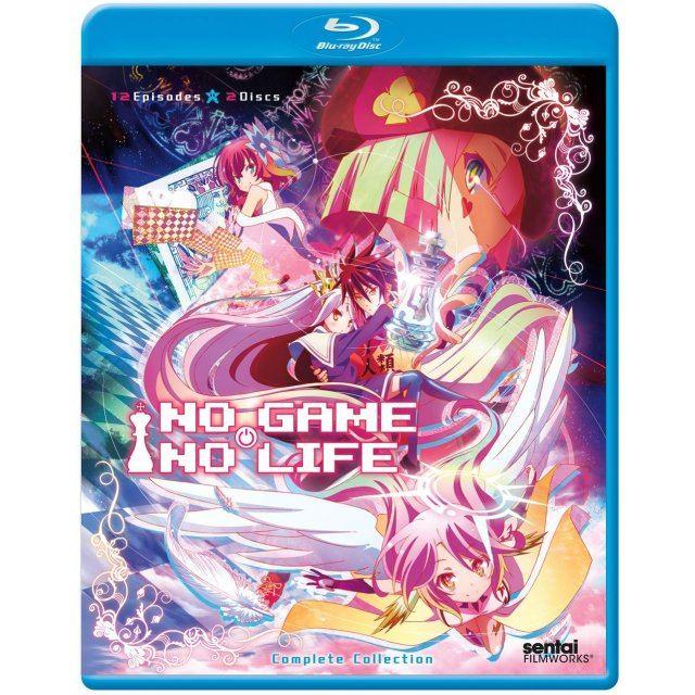 No Game, No Life - Season 1 Complete Collection