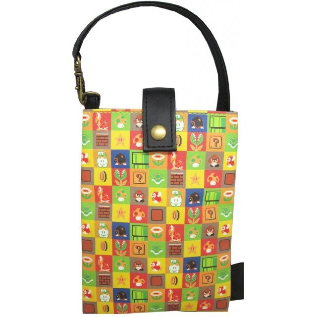 Super Mario Multi-Mobile Pouch A (Icon)