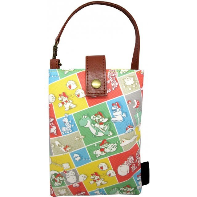 Super Mario Multi-Mobile Pouch B (Illustration)