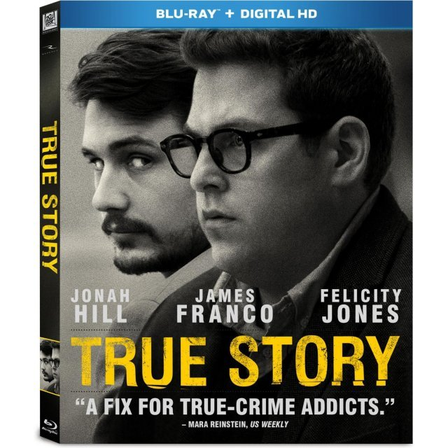 True Story [Blu-ray+Digital HD]