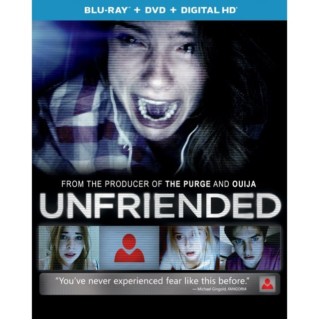 Unfriended [Blu-ray+DVD+Digital HD]