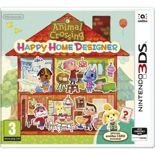 Animal crossing happy home designer for 7 11 happy home designer