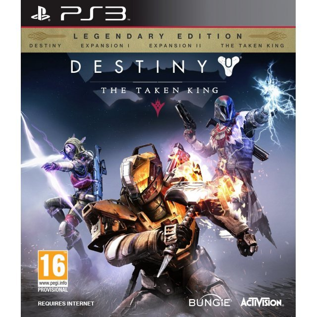 Destiny: The Taken King - Legendary Edition