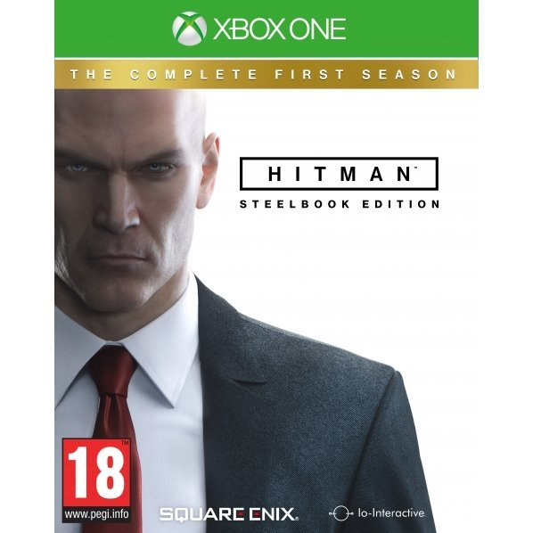 Hitman: The Complete First Season [SteelBook Edition]