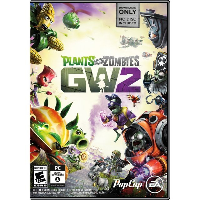 Plants vs Zombies: Garden Warfare 2 (DVD-ROM)