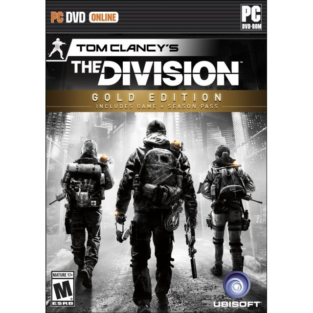 Tom Clancy's The Division (Gold Edition) (DVD-ROM)