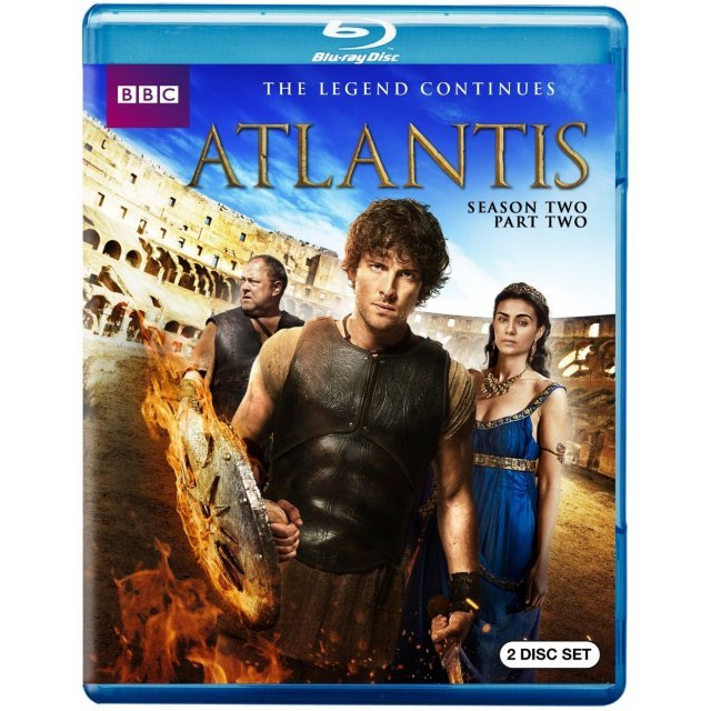 Atlantis:The Legend Continues ( Season Two - Part Two)