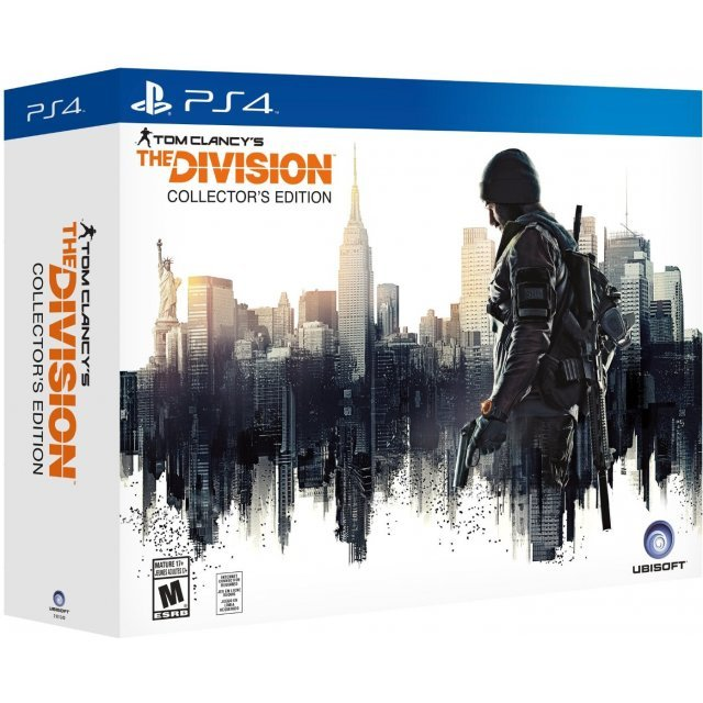 Tom Clancy's The Division (Collector's Edition)