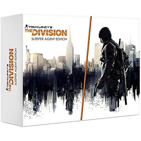Tom Clancy's The Division (Sleeper Agent Edition) (DVD-ROM)