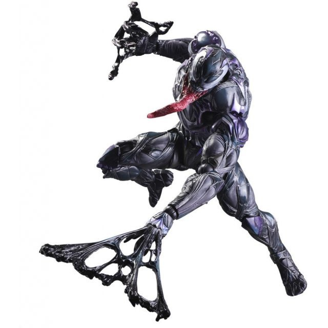 Marvel Universe Variant Play Arts Kai Spider-Man: Venom