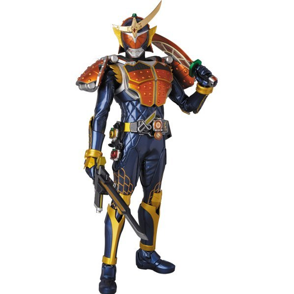 Real Action Heroes Genesis No. 723: Kamen Rider Gaim