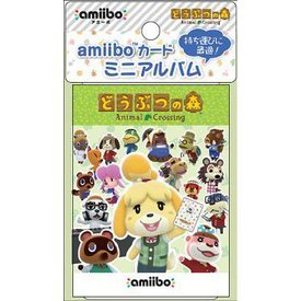 Amiibo Card Mini Album